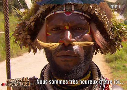 Bienvenue dans ma tribu sur TF1 : le «choc entre show et réalité»