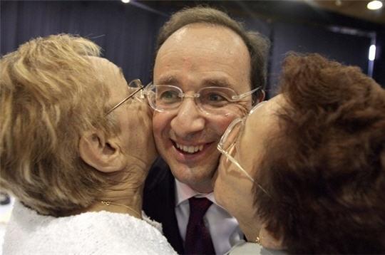 Ces gens de droite dont s'entoure François Hollande